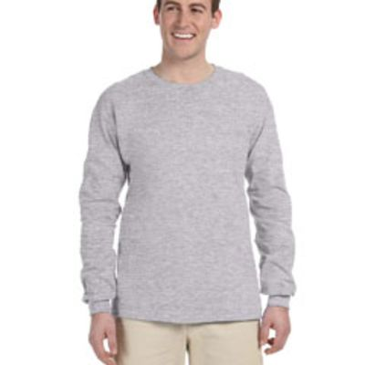 Ultra Cotton® 6 oz. Long-Sleeve T-Shirt Thumbnail