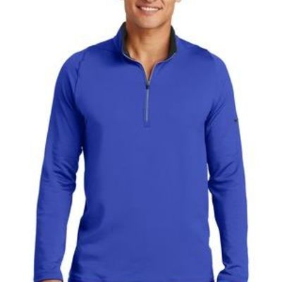 Nike Golf Dri FIT Stretch 1/2 Zip Cover Up Thumbnail